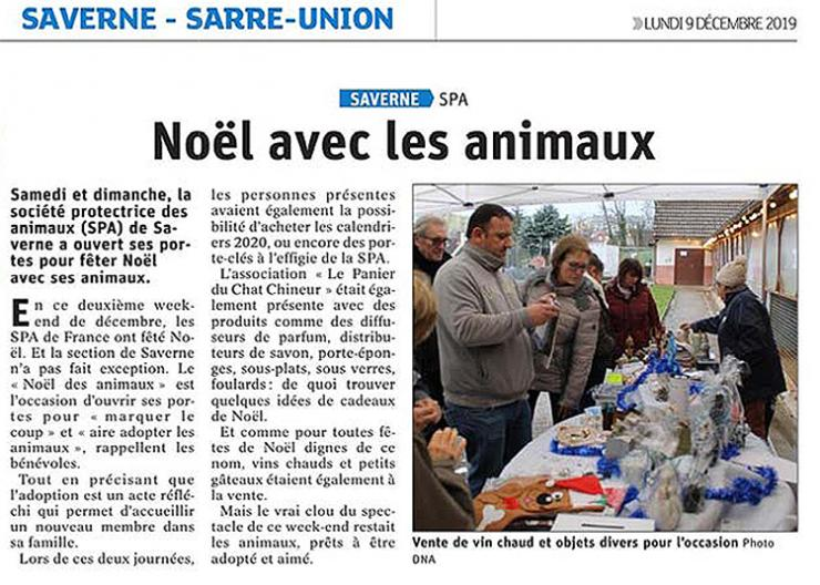 Article dna noeldesanimaux 101219