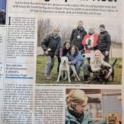 Article spa noel des animaux 12 2017