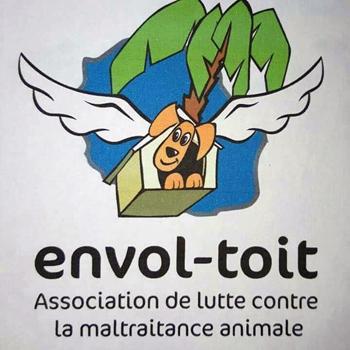 Envol toit logo